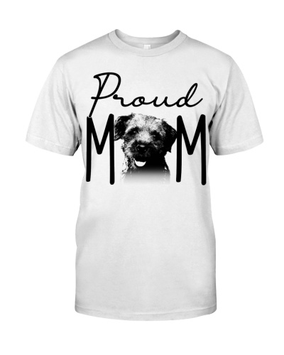 Border Terrier-Proud Mom