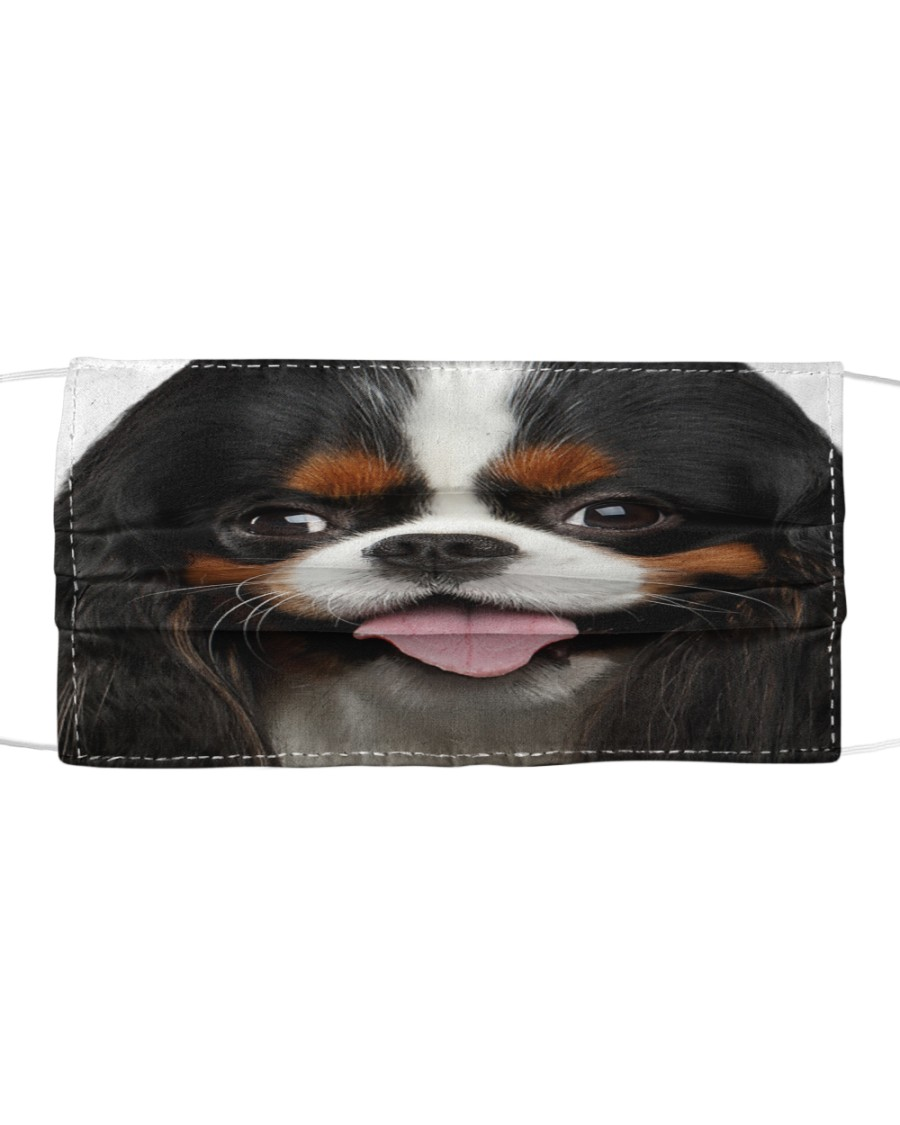 Cavalier King Charles Spaniel-Face Mask Cloth face mask