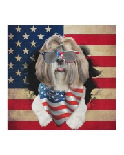 Shih Tzu-US Mask Cloth face mask aos-face-mask-coverlet-lifestyle-front-02