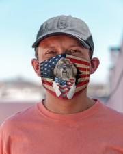 Shih Tzu-US Mask Cloth face mask aos-face-mask-lifestyle-06