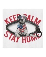 Dalmatian-US-Keep Calm Cloth face mask aos-face-mask-coverlet-lifestyle-front-02