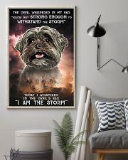 Shih Tzu - Storm 24x36 Poster lifestyle-poster-1