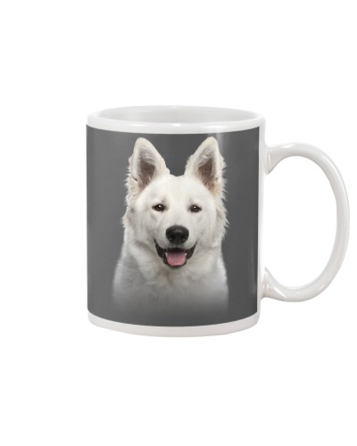 Berger Blanc Suisse - Only Face