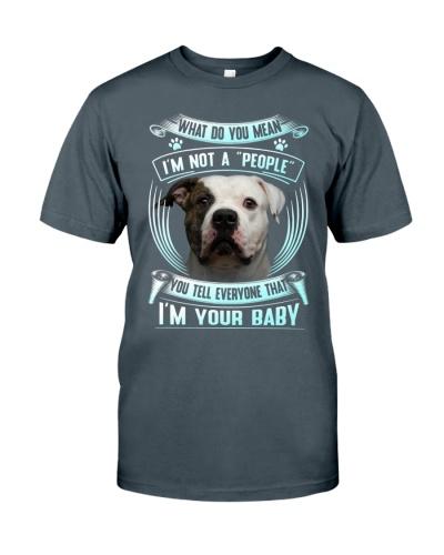 American Bulldog-Your Baby