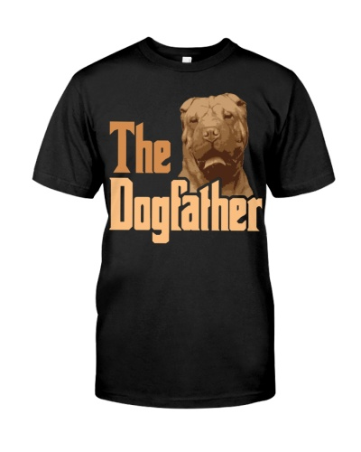 Shar Pei-The Dogfather