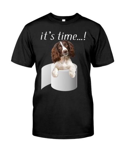 English Springer Spaniel-It's Time