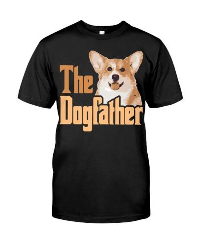Welsh Corgi-The Dogfather