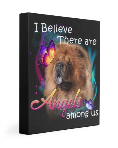 Chow Chow-02-Canvas Angels