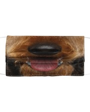 Airedale Terrier-Mask Mouth Cloth face mask front