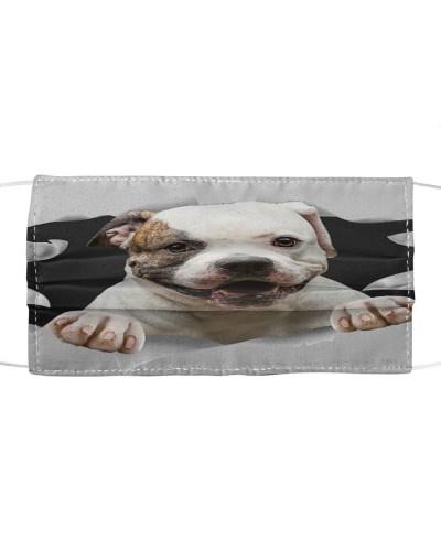 American Bulldog-Face Mask-Torn03