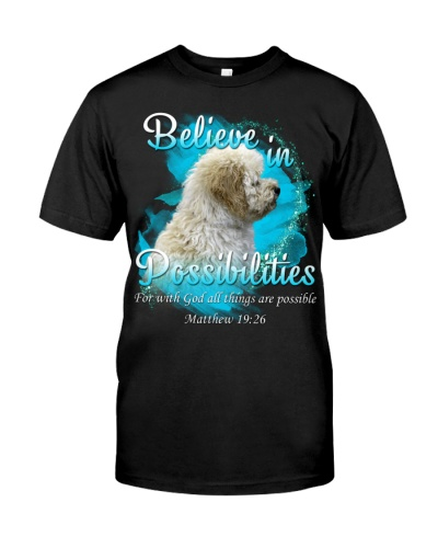 Maltipoo-Believe In Possibilities