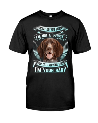 German Shorthaired Pointer-Your Baby