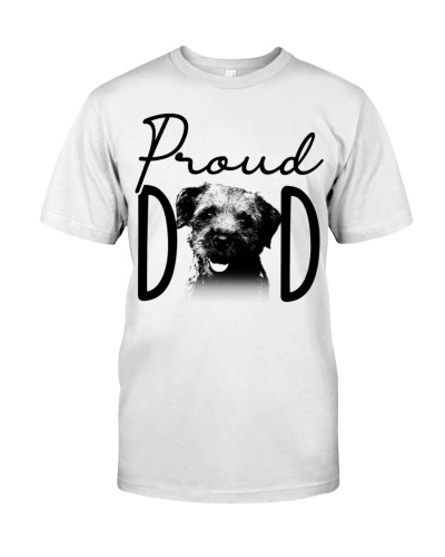 Border Terrier-Proud Dad