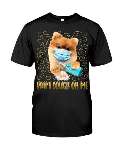 Pomeranian-Do Not Cough
