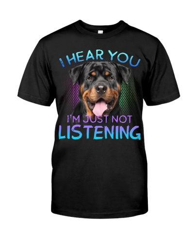 Rottweiler-I Hear You