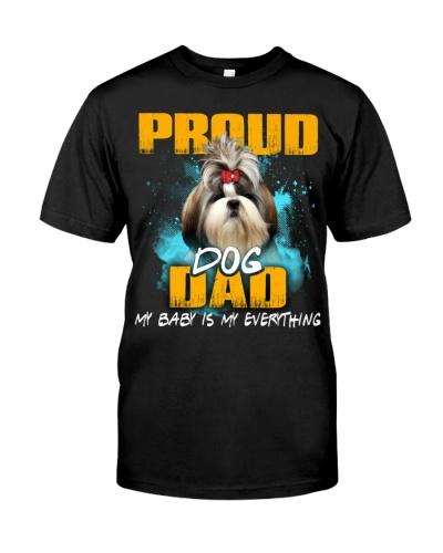 Shih Tzu-Proud Dog Dad