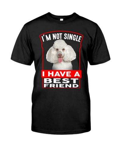 Poodle-White - Not Single