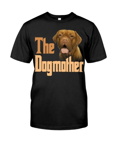 Dogue De Bordeaux-The Dogmother