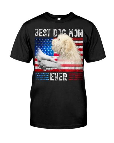 Tibetan Terrier-Dog Mom Ever