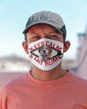 Beagle-02-US-Keep Calm Cloth face mask aos-face-mask-lifestyle-06