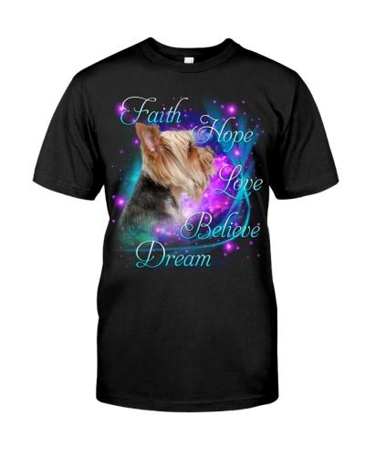 Yorkshire Terrier-Believe Dream