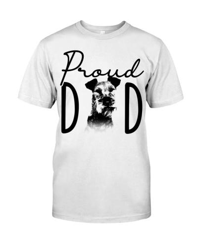 Irish Terrier-Proud Dad