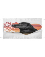 Labrador-My Life-Mask Cloth face mask front