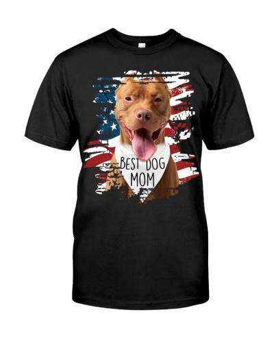 Pitbull-Best Dog Mom