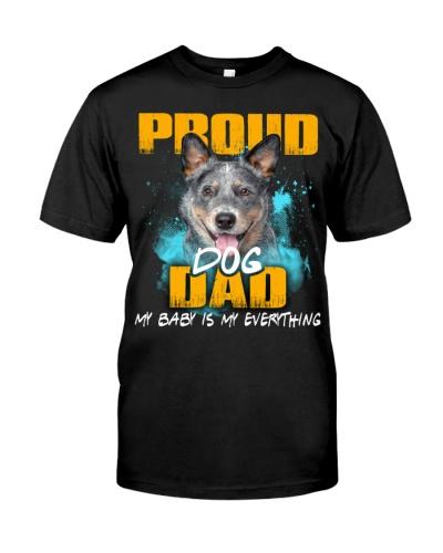 Australian Cattle-Proud Dog Dad
