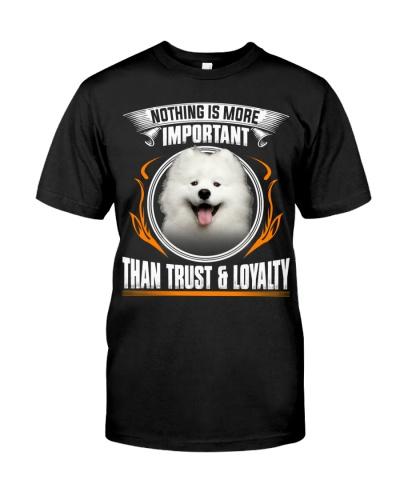Samoyed-Trust And Loyalty