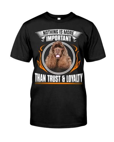 American Cocker Spaniel-Trust And Loyalty