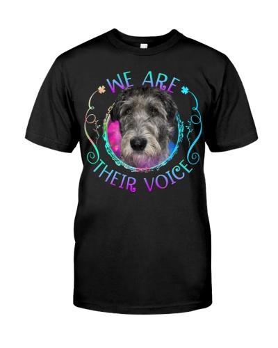 Irish Wolfhound-Their Voice