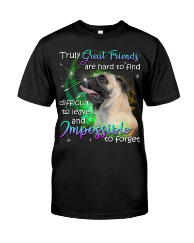 Pug-Great Friends