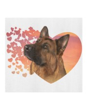 German Shepherd-02-My Life-Mask Cloth face mask aos-face-mask-coverlet-lifestyle-front-02