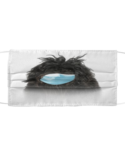 Portuguese Water-Face Mask-Mask