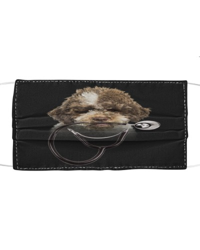 Lagotto Romagnolo-Face Mask-Stethos