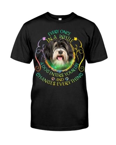 Tibetan Terrier-Changes Everything