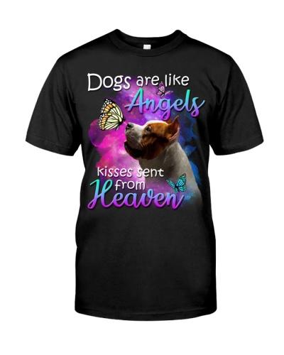 Staffordshire Bull Terrier-From Heaven