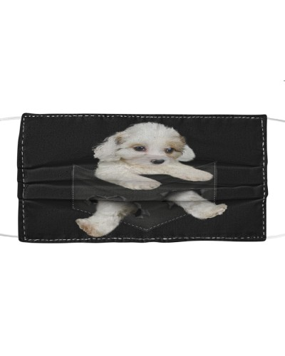 Cavachon-Face Mask-Pocket