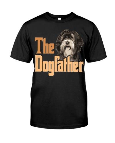 Tibetan Terrier-The Dogfather