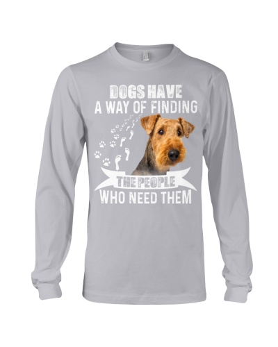 Airedale Terrier-02-A Way Of Finding