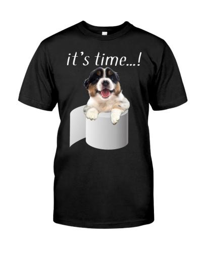 Australian Shepherd-It's Time