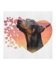 Doberman-My Life-Mask Cloth face mask aos-face-mask-coverlet-lifestyle-front-02