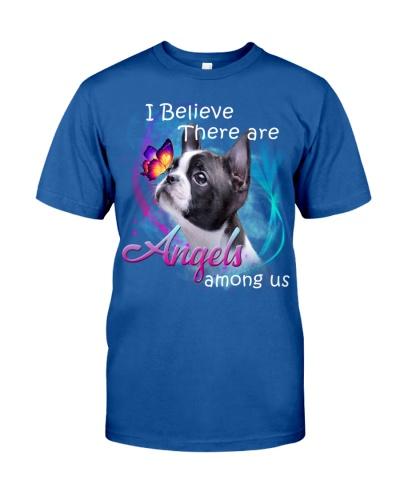 Boston Terrier-Angels Among Us