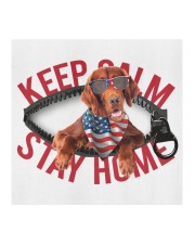 Irish Setter-US-Keep Calm Cloth face mask aos-face-mask-coverlet-lifestyle-front-02