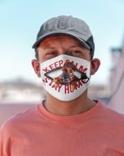 Irish Setter-US-Keep Calm Cloth face mask aos-face-mask-lifestyle-06