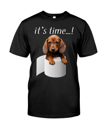 Dachshund-02-It's Time