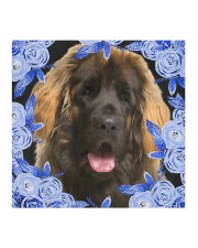 Leonberger-Blue Mask Cloth face mask aos-face-mask-coverlet-lifestyle-front-02