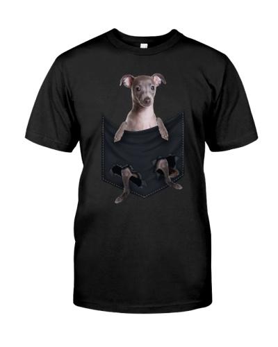 Greyhound - Pocket-Mid