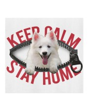 American Eskimo-Mask-Stay Home Cloth face mask aos-face-mask-coverlet-lifestyle-front-02